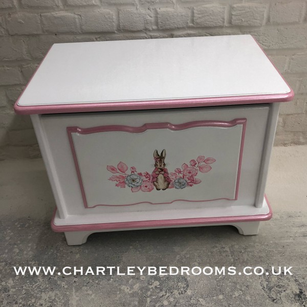 Flopsy Bunny Small Size Toybox