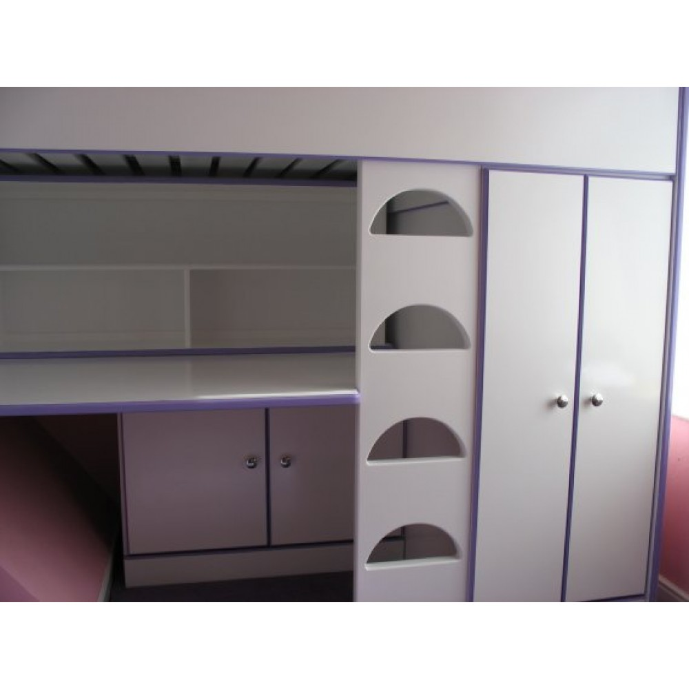 Image Result For Bed Built Over Stair Box: Workstation Over Stairwell Box Room