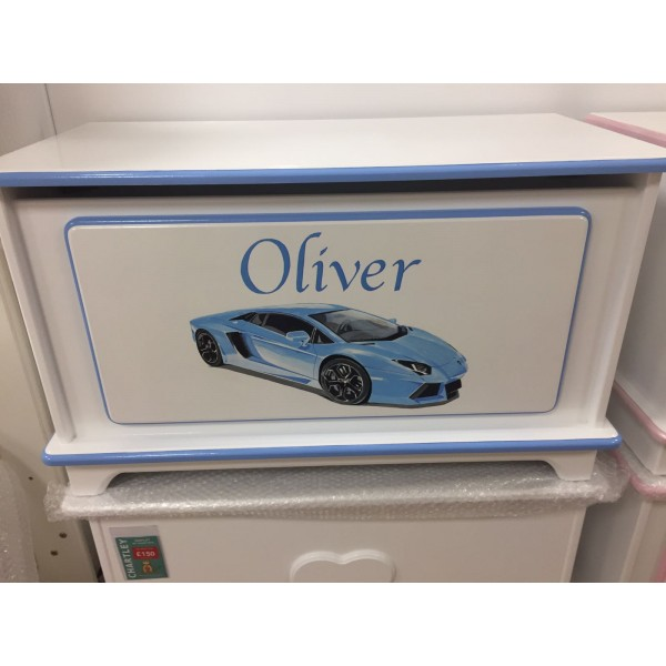 Toy Box 3ft Car For Oliver