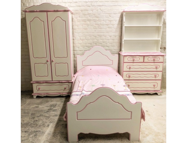 Hand Made Bespoke Personalised Childrens Room Sets Made In