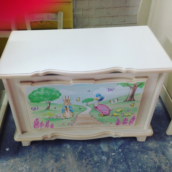 Toy Box Peter Rabbit & Jemima Puddle Duck