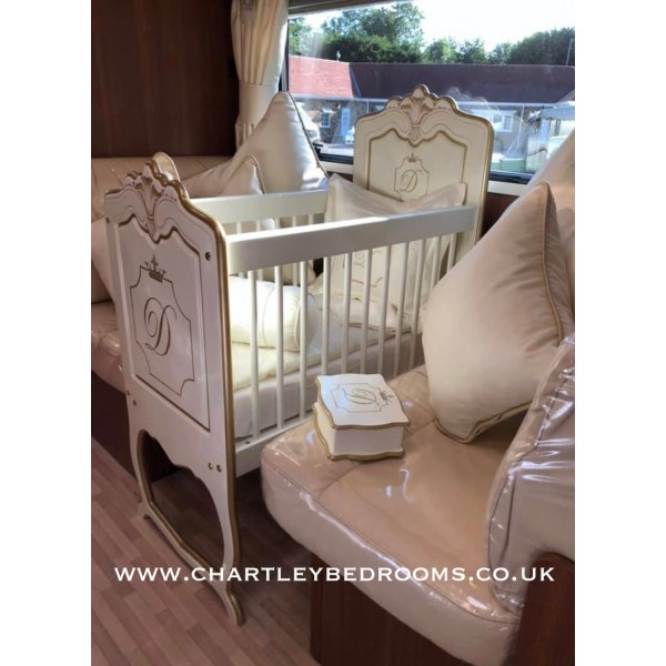 Personalised Bespoke Crib For A Small Area