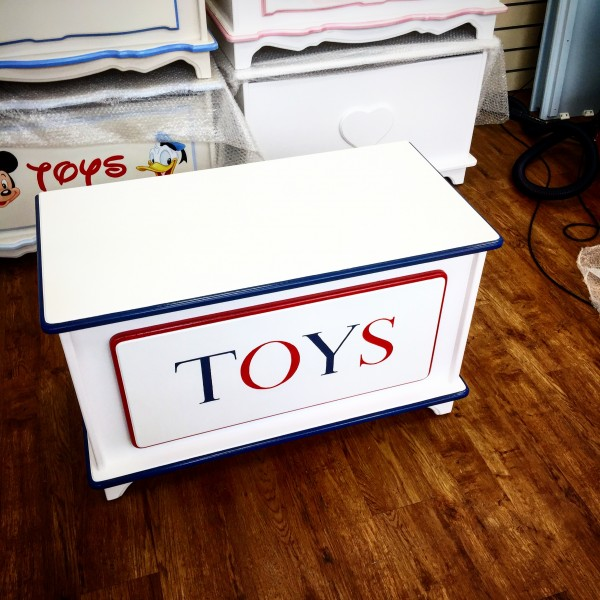 Toybox 3ft TOYS In Any Colour