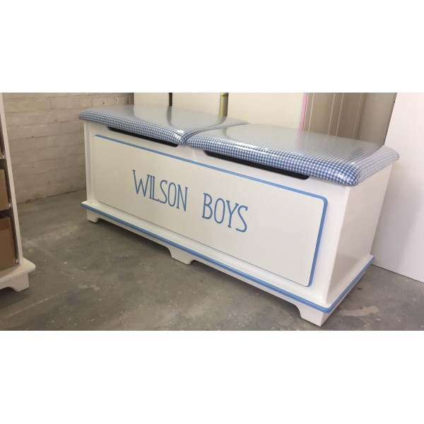 Toy Box For The Wilson Boys Toys