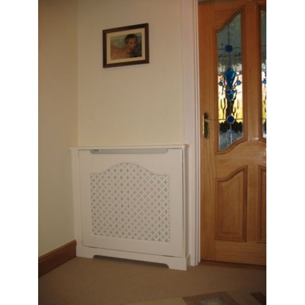 Radiator Cabinet With Side Infill