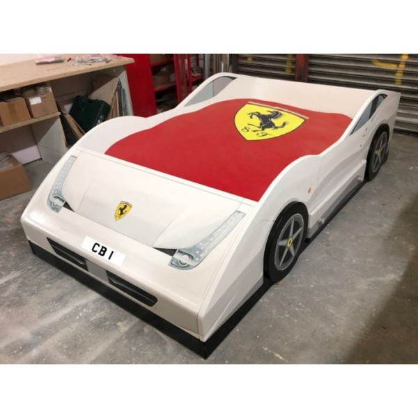 Ferrari Bed With Drawers