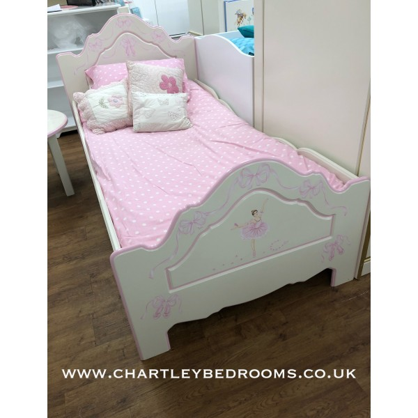 Ballet Princess Bed Without Posts