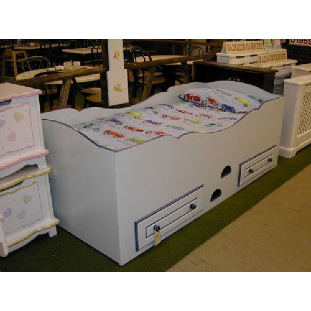 Cabin Bed Lower With Storage