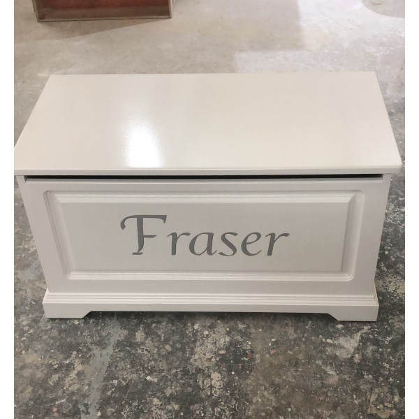 Chester Style Fraser Toy Box