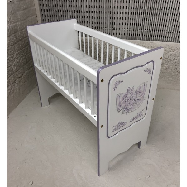 Crib For Baby's 1st Few Months Personalised