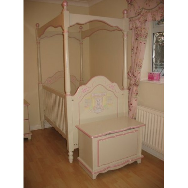 Luxury Cot 4 Poster Style Made To Measure