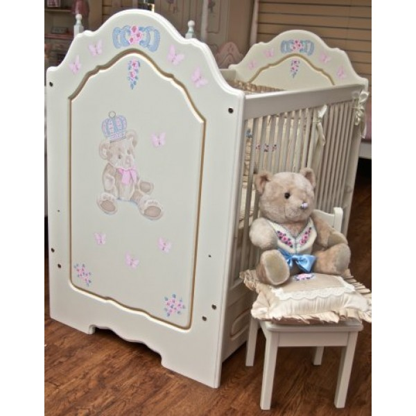 The Royal Personalised Cot For Boys or Girls