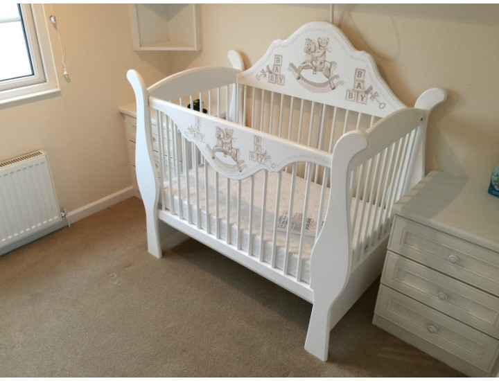Cots Bespoke Cots Personalised Cots Luxury Cots