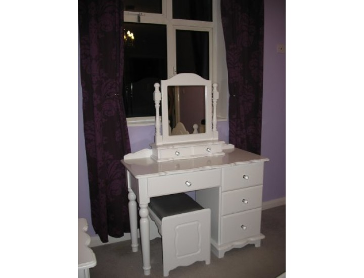 Hand Made Bespoke Personalised Childrens Dressing Tables