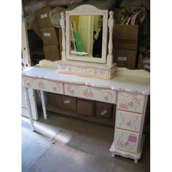 Dressing Table To Cover A Radiator Bespoke