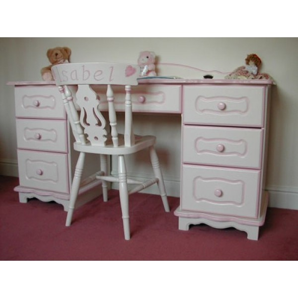 Dressing Table & Chair Isabel