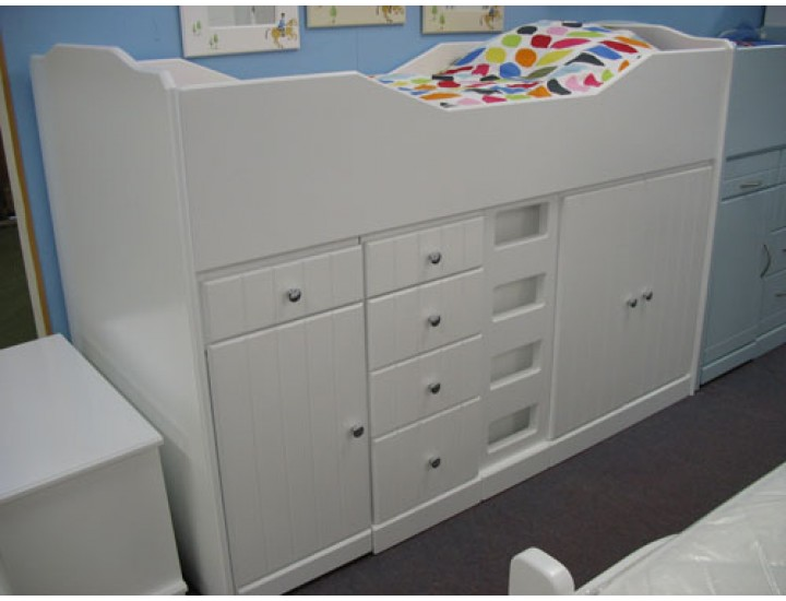 High Sleeper Cabin Beds Bespoke Cabin Beds Childrens