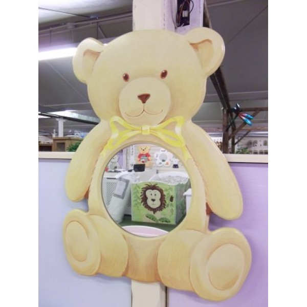 Teddy Mirror For Baby