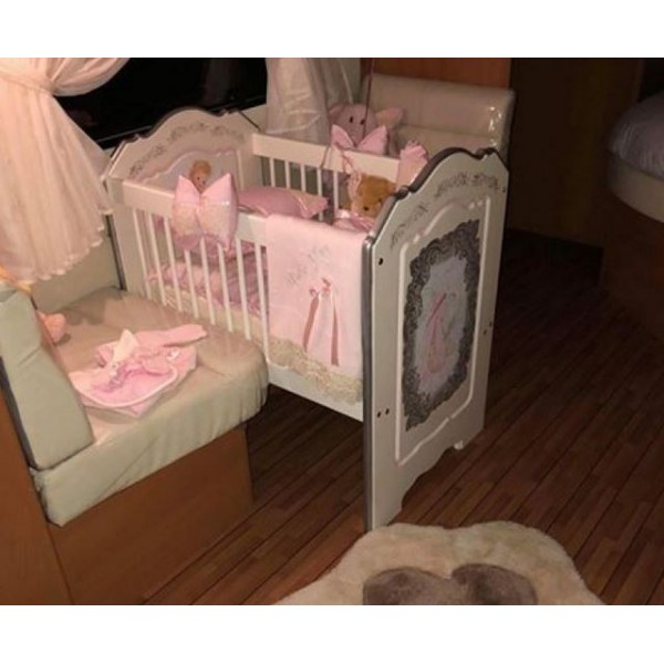 Small Cot For Dining Area In A Caravan
