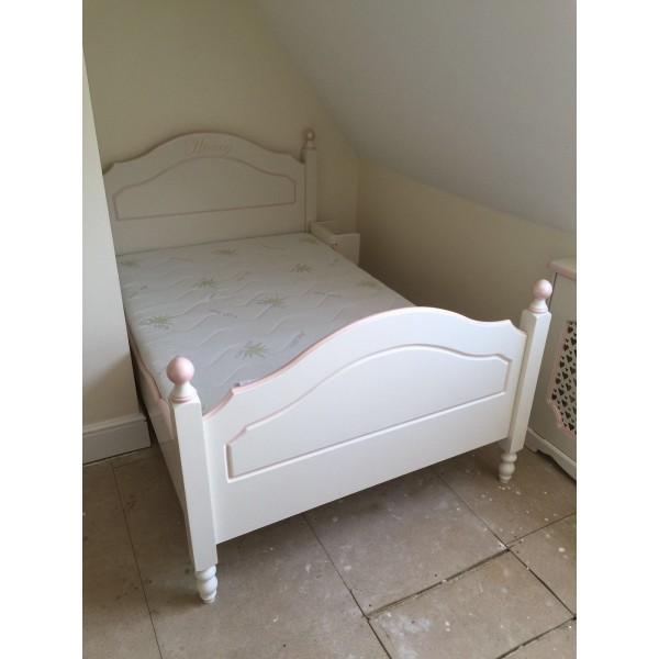 Small Double Princess Bed