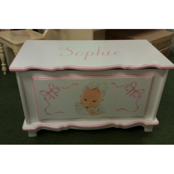 Toybox 3ft Inc. Childs Portrait And Name Sophie