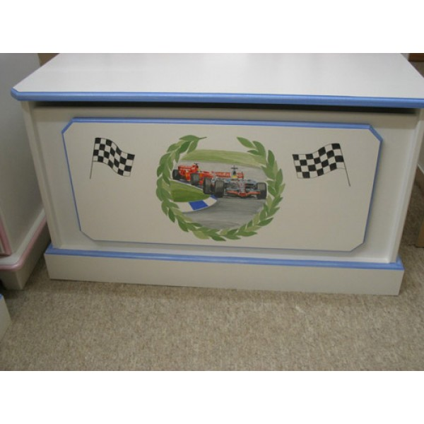 Toybox 3ft Solid Skirting Grand Prix