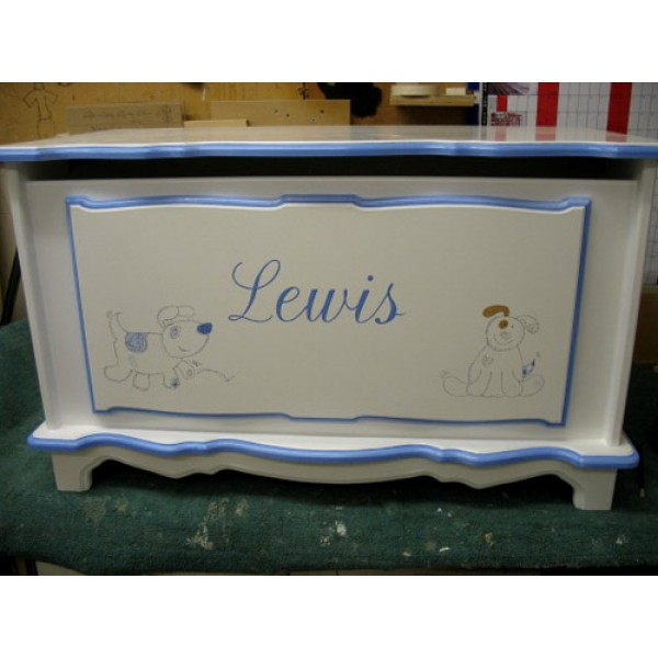 Toybox 3ft Fancy Clients Own Design & Name
