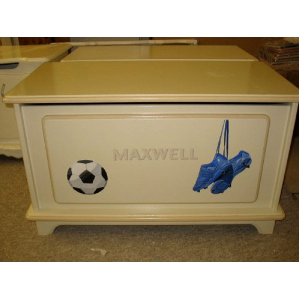 Toybox 3ft Plain Football Boots