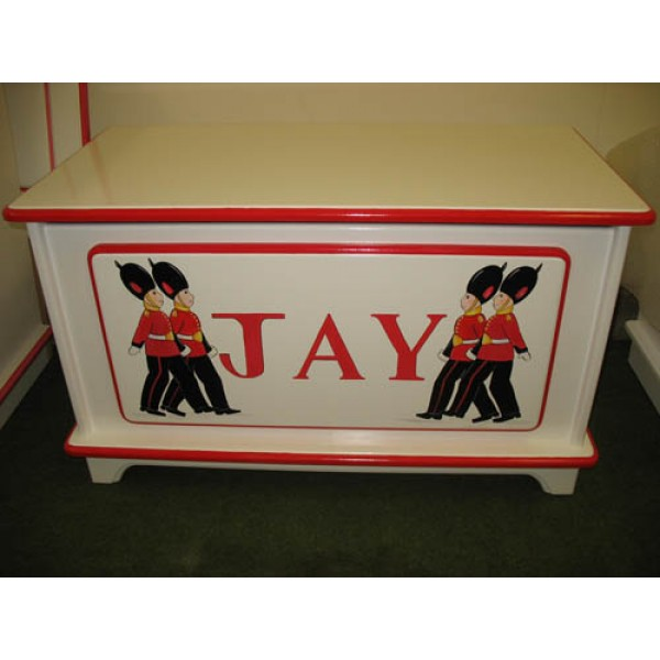 Toybox 3ft Plain Soldiers For Jay