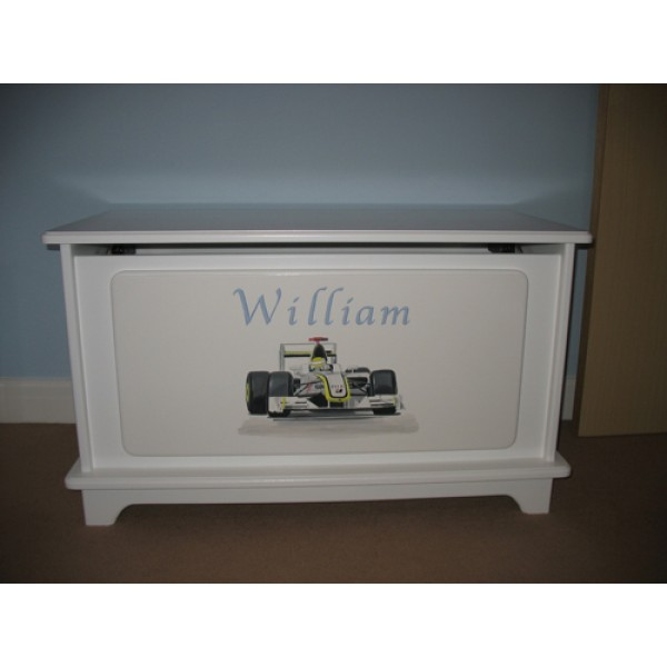 Toybox 3ft Plain Grand Prix For WILL-I-AM