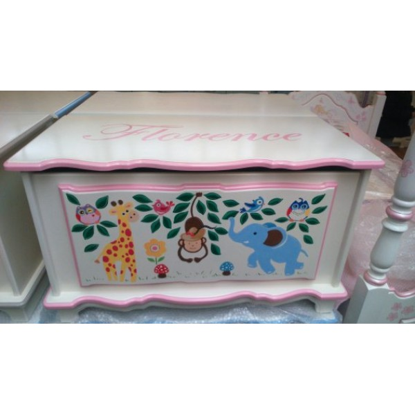 Toybox 3ft Jungle Animals For Florence