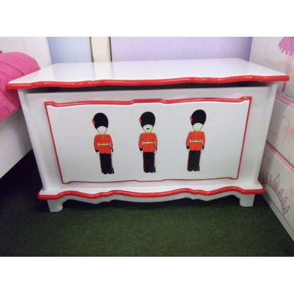 Toybox 3ft Fancy For Your Little Soldier