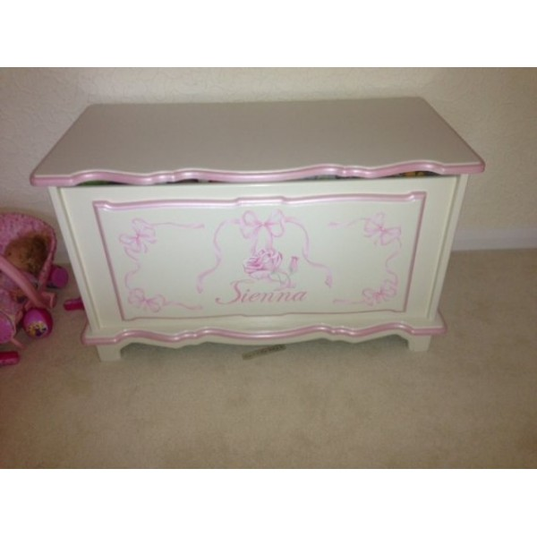 Toybox 3ft Fancy Ribbons & Roses For Sienna