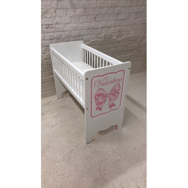 Crib For Babies First Few Months Personalised