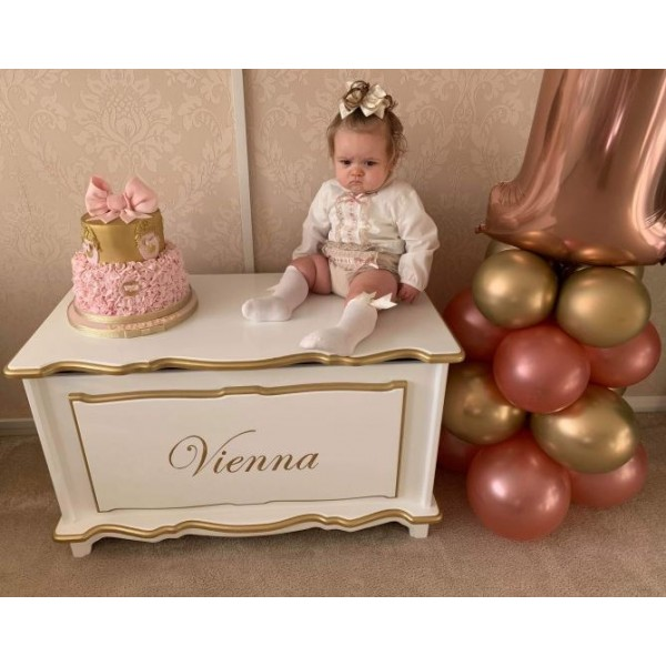Personalised Toybox Including A Single Name