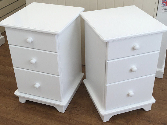 Chartley Hand Painted Toy Boxes