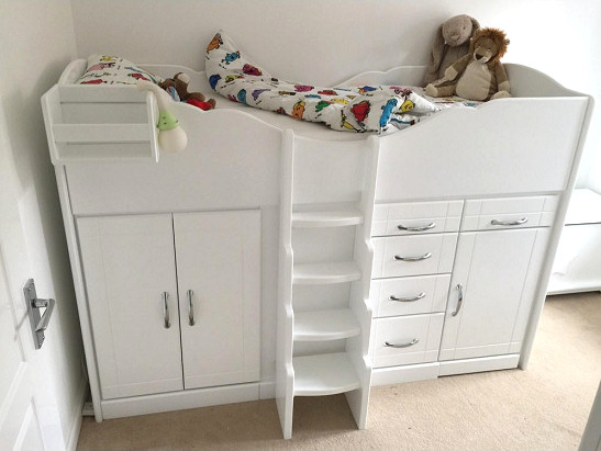 Chartley Hand Painted Dressing Tables