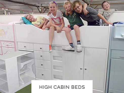 High Cabin Beds