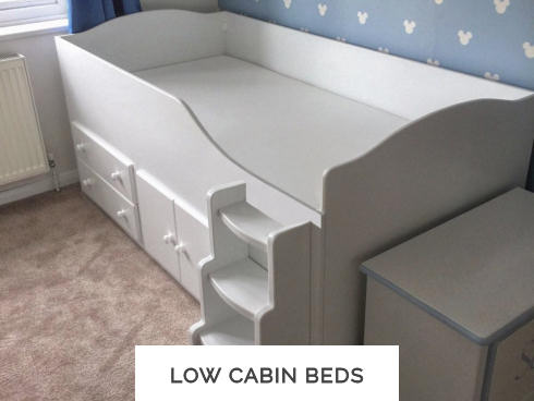 Low Cabin Beds