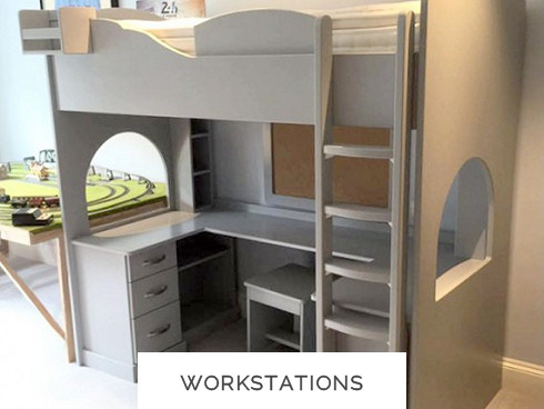 Workstation Beds